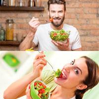 Полезна ли вегетарианская диета?